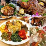 Daftar 50 Masakan Padang Paling Favorit